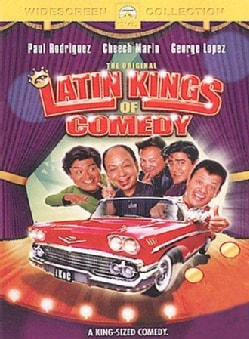 Original Latin Kings of Comedy (DVD)