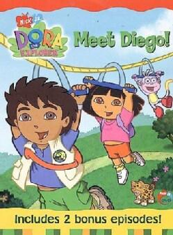 Dora The Explorer: Meet Diego (DVD)