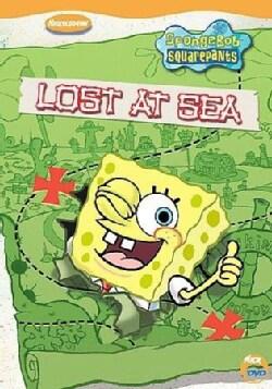 Spongebob Squarepants: Lost at Sea (DVD)