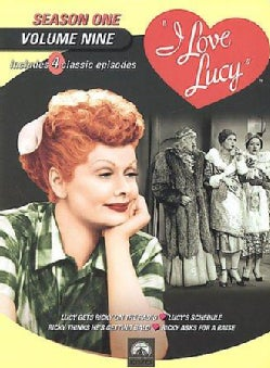 I Love Lucy: Season One Vol. 9 (DVD)