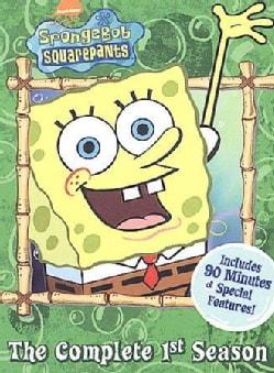 Spongebob Squarepants: Complete 1st Season (DVD)