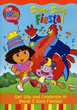 Dora The Explorer: Super Silly Fiesta (DVD)