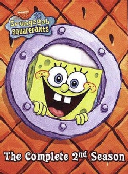 Spongebob Squarepants: The Complete Second Season DVD Box Set (DVD)