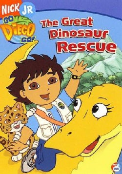Go, Diego, Go!: The Great Dinosaur Rescue (DVD)