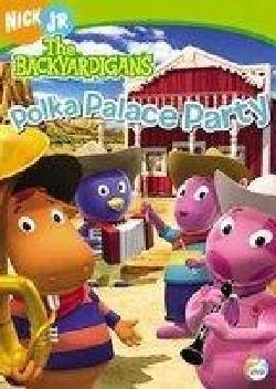 Backyardigans: Polka Palace Party (DVD)