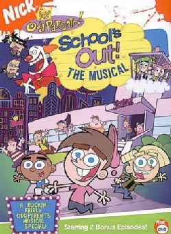 The Fairly Oddparents: School's Out! The Musical (DVD)