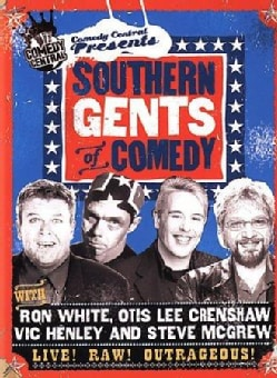 Comedy Central Presents: Southern Gents Of Comedy (DVD)