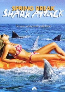Spring Break Shark Attack (DVD)