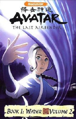 Avatar: The Last Airbender Book 1 - Water Vol. 2 (DVD)