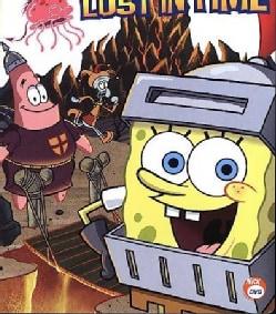 Spongebob Squarepants: Lost in Time (DVD)