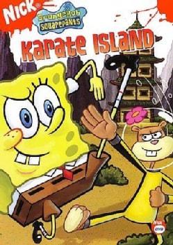 SpongeBob Square Pants: Karate Island (DVD)