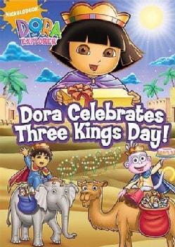 Dora The Explorer: Dora Celebrates Three Kings Day! (DVD)
