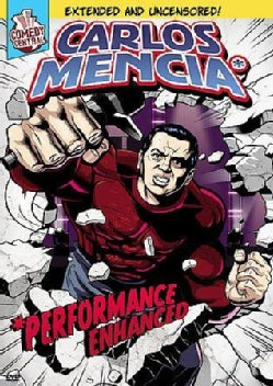Carlos Mencia: Performance Enhanced (DVD)