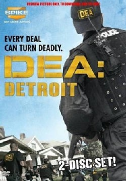 D.E.A.: Detroit (DVD)