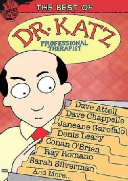 The Best Of Dr. Katz (DVD)