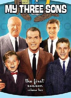 My Three Sons: Season One Vol. 2 (DVD)