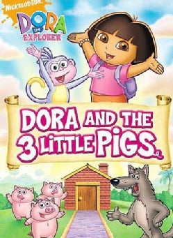 Dora The Explorer: Dora And The Three Little Pigs (DVD)