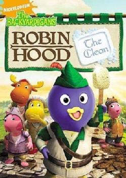 Backyardigans: Robin Hood The Clean (DVD)