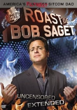 Comedy Central Roast Of Bob Saget: Uncensored (DVD)