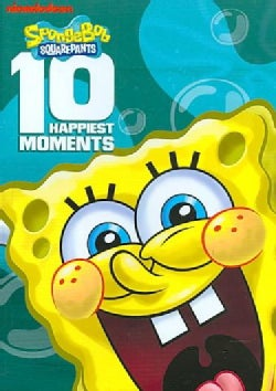 Spongebob Squarepants: 10 Happiest Moments (DVD)