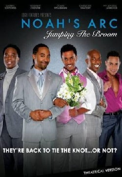 Noah's Arc: Jumping The Broom (DVD)
