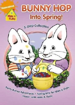 Max & Ruby: Bunny Hop Into Spring (DVD)