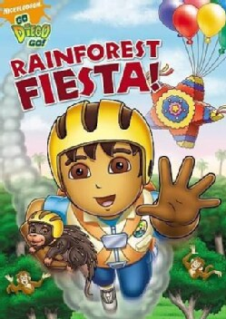 Go, Diego, Go!: Rainforest Fiesta! (DVD)