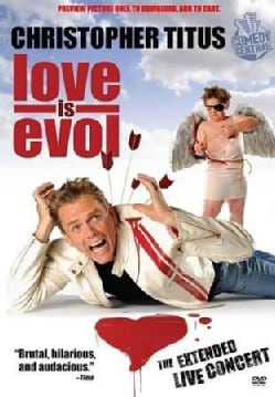 Christopher Titus: Love Is Evol (DVD)