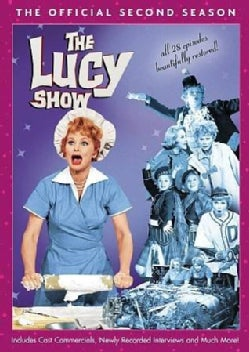 The Lucy Show: The Official Second Season (DVD)