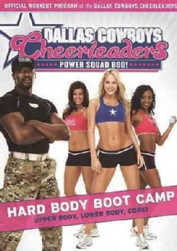 Dallas Cowboys Cheerleaders Power Squad Bod!: Hard Body Boot Camp (DVD)