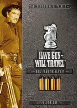 Have Gun Will Travel: Season 4 Vol. 1 (DVD)