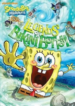 Spongebob Squarepants: Legends Of Bikini Bottom (DVD)