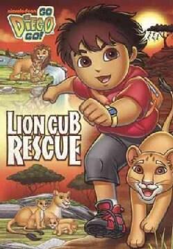 Go, Diego, Go!: Lion Cub Rescue (DVD)
