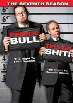 Pen & Teller: Bullshit!: The Complete Seventh Season (DVD)