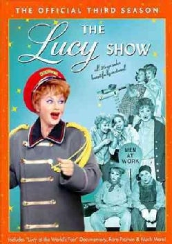 The Lucy Show: The Official Third Season (DVD)