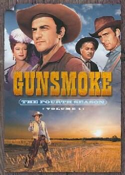 Gunsmoke: The Fourth Season Vol. 1 (DVD)