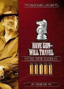 Have Gun Will Travel: Season 5 Vol. 1 (DVD)