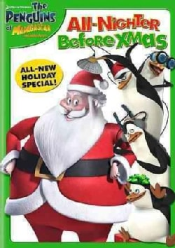 Penguins Of Madagascar: The All-Nighter Before Christmas (DVD)