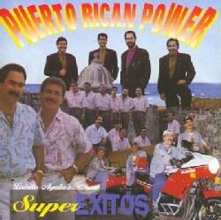 Puerto Rican Power - Super Exitos