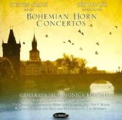 Steven Gross - Bohemian Horn Concertos