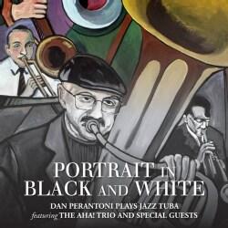 Dan Perantoni - Portrait in Black and White