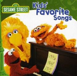 Various - Sesame Street: Kids Favorite Songs