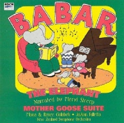 Meryl Streep - Babar:The Elephant