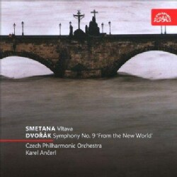 Czech Philharmonic Orchestra - Smetana/Dvorak: Vltava/Symphony No. 9 In E Minor From The New World, Op. 95