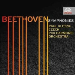 Czech Philharmonic Orchestra - Beethoven Symphonies