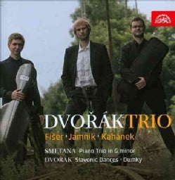 Dvorak Trio - Dvorak/Smetana: Piano Trio in G Minor/Slavonic Dances/Dumky
