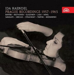 Various - Ida Haendel: Prague Recordings: 1957-1965