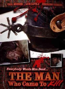 The Man Who Came to Kill (DVD)