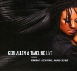 Geri Allen - Geri Allen: Live