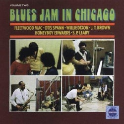 Fleetwood Mac - Blues Jam In Chicago Vol 2 (1969)